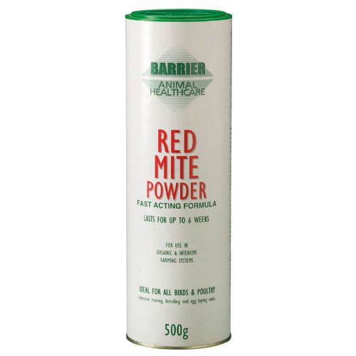 Barrier Red Mite Powder- 500ml